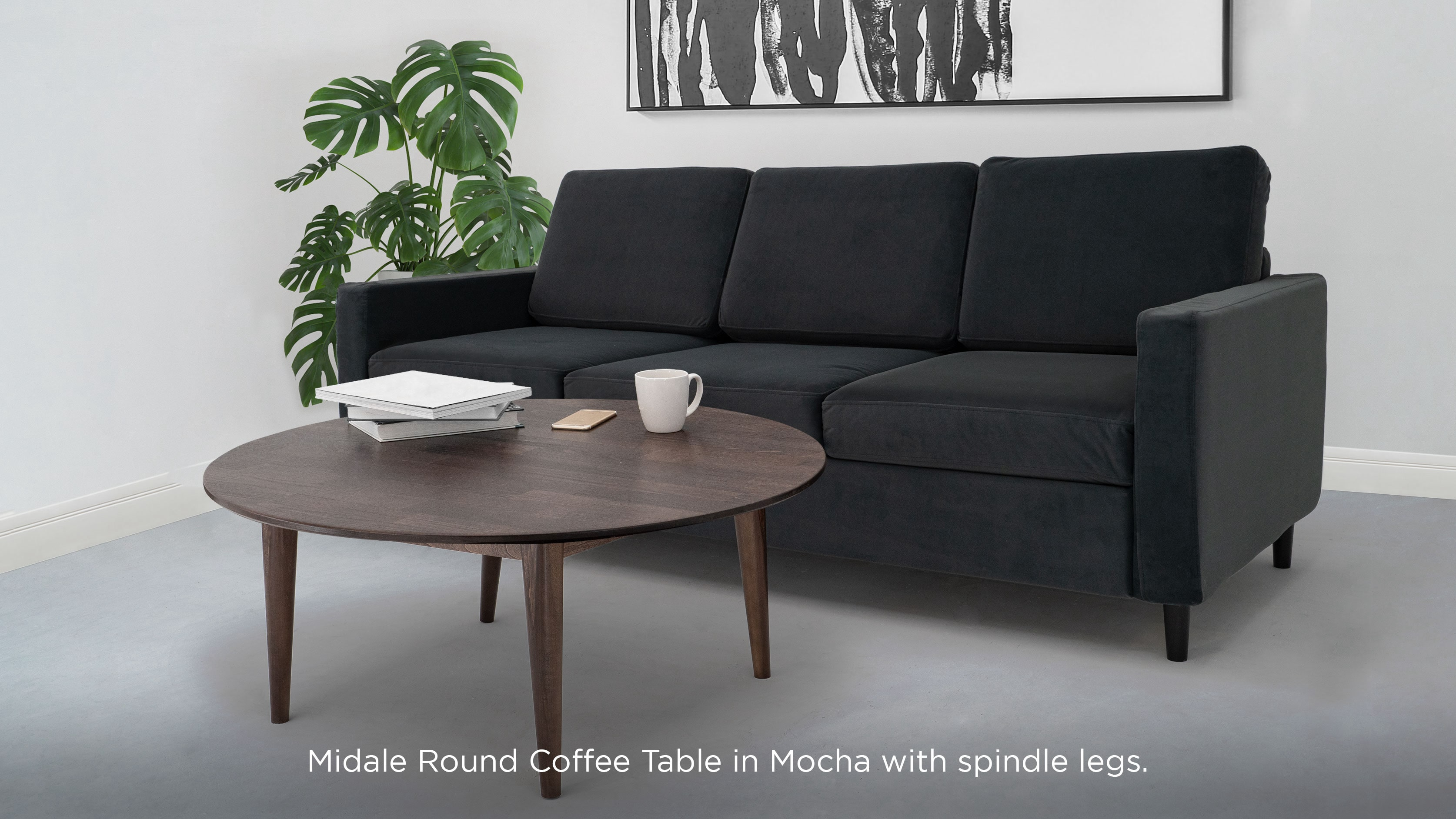 Midale Round Coffee Table